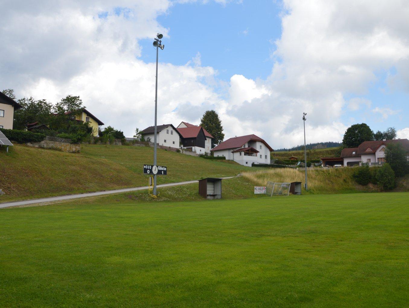 Vereinsplatz Dorfstetten