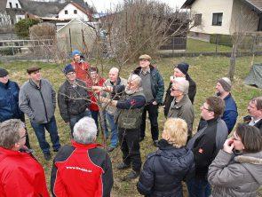 Erhaltung der Kulturlandschaft in NÖ, Kursprogramm 2019