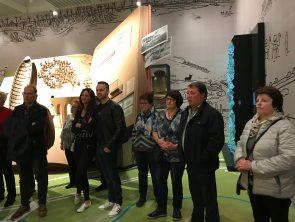 Leader-Exkursion zur NÖ Landesausstellung 2019