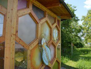 Klein-Pöchlarn feierte erstes Bienenparkfest