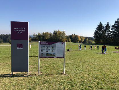 Sensotorikpark Bad Traunstein