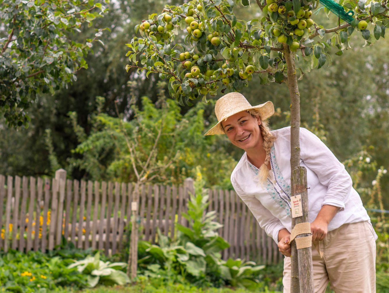 Startschuss für die Obstbaum-Pflanzaktion