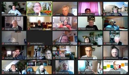 Die erste virtuelle LEADER-Generalversammlung